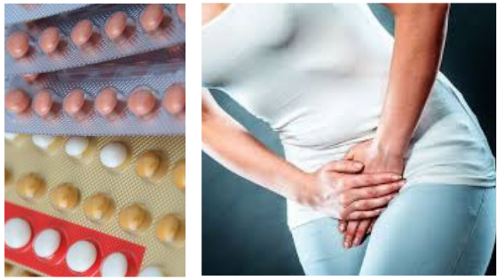 can oral steroids cause a yeast infection