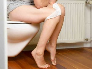 Diarrhea during the Menstrual Cycle