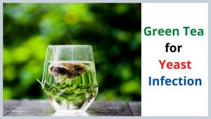 Green Tea for Yeast Infection