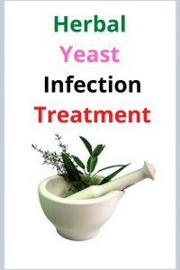 Herbal Yeast Infection Treatment