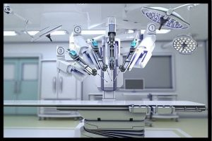 Robotic Hysterectomy