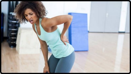 Lower Back Pain Before Period