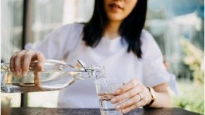 drinking water for bladder infection