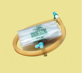 urinary tract catheter for bladder infection
